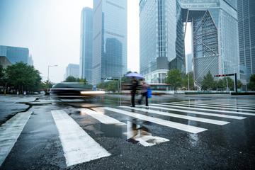China Street in Xi'an