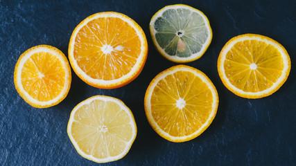 Orange And Limon