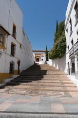 Street In Cordoba Andalucia, Spain