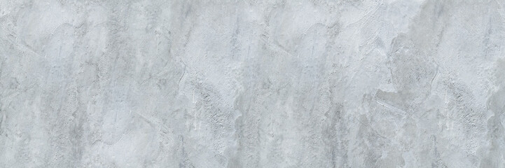 Wall Mural - horizontal design on cement and concrete wall for pattern and background