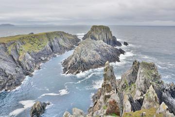Ireland. Malin Head