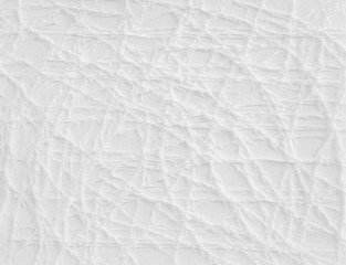 Vector creative white plastic abstract texture. Realistic illustration. Background for business. EPS10