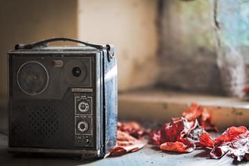 Vecchia Radio Vintage