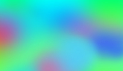 colorful gradient color abstract background.