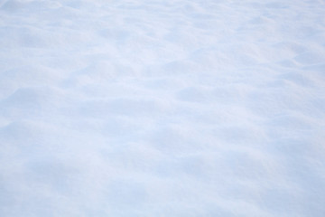 abstract blue winter snow background