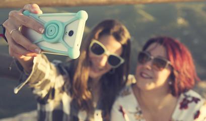 Selfie de chicas