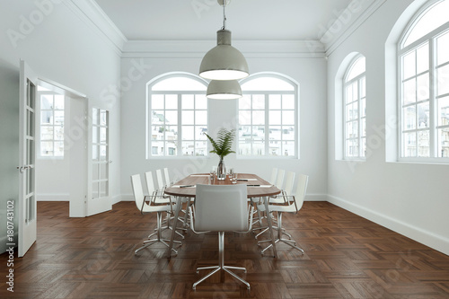 Konferrenzraum Im Altbau Buro Stock Photo And Royalty Free Images