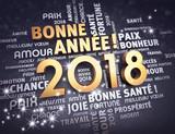Carte voeux 2018 gratuites dromadaire