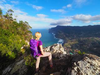 Herrliche Ausblicke im Norden Madeiras Fototapete