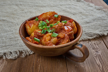 Patates Yiahni