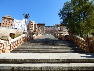 Teruel, ciudad de Aragon en España