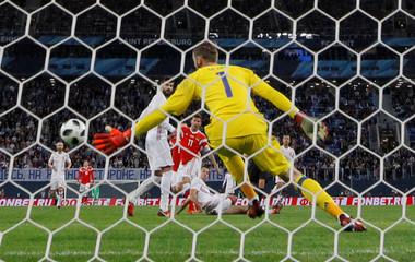 International Friendly - Russia vs Spain