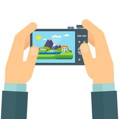 camera landscape photo