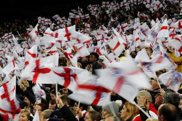 International Friendly - England vs Brazil