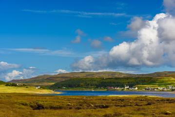 Wonderful nature in the Isle of Skye.