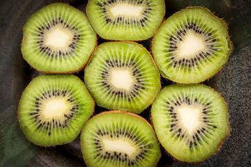 Delicious looking kiwi.
