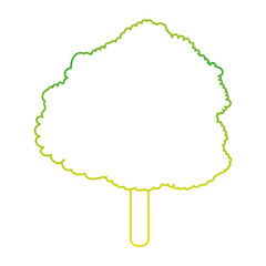 Isolated tree design