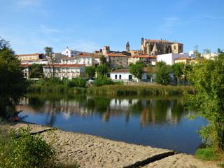 Plasencia. Ciudad de Cáceres situada en Extremadura, España.