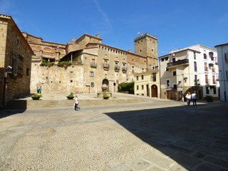 Plasencia,ciudad de Cáceres, situada en Extremadura,España.