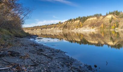 North Saskatchewan River, Edmonton, Alberta