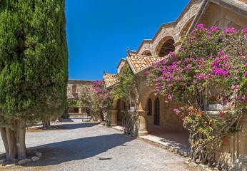 Aiuf dem Filerimos, Rhodos, Griechenland