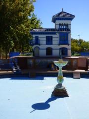 Parque de la Alameda de Talavera de la Reina (Toledo,España)