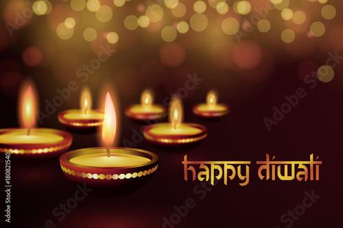 Beautiful greeting card for hindu community festival diwali happy beautiful greeting card for hindu community festival diwali happy diwali festival background illustration m4hsunfo