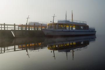 Schiffe auf Titisee