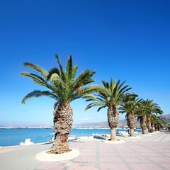 Grèce / Crète - Quai de Sitia
