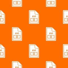 File AVI pattern seamless