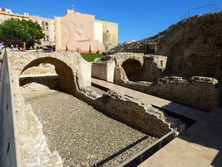 Tarragona,ciudad y municipio de España, capital de la provincia de Tarragona (Cataluña)