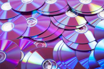 CD/DVD Rohlinge Hintergrund