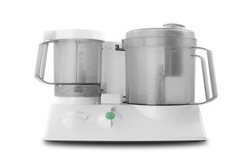 Home appliance - Food processor isolated