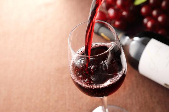 赤ワイン Red wine image