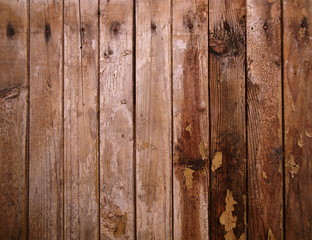 brown wooden vintage background