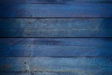 Blaues Holz retro vintage Hintergrund Struktur