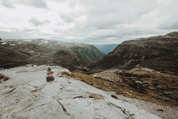 Gebirge in Norwegen