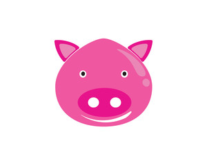 PIG logo and symbols template icons app