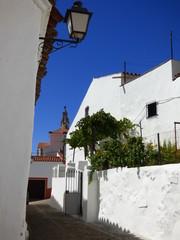 Burguillos del cerro, Pueblo historico de Badajoz, Extremadura, España