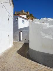 Burguillos del Cerro, pueblo de Badajoz Extremadura, España