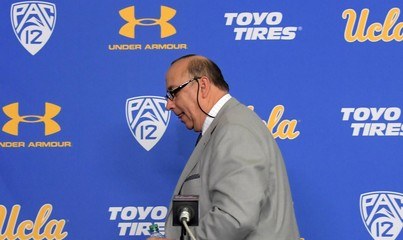NCAA Basketball: UCLA Press Conference
