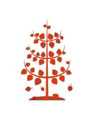 дерево яблоневое
