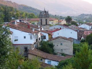 Baños de Montemayor es un municipio español, en la provincia de Cáceres, Comunidad Autónoma de Extremadura. Se sitúa al norte de la provincia, en el valle del Ambroz