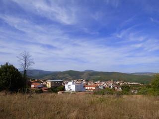 Casar de Palomero en Cáceres,  Extremadura. Históricamente pertenece a las Tierras de Granadilla, pero en la actualidad se engloba en la mancomunidad de Las Hurdes