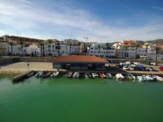Las Casas de Alcanar (Les Cases d'Alcanar ) es una entidad de población adscrita al municipio de Alcanar, y situada en la comarca del Montsiá,  Tarragona