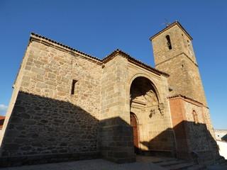 Castillo de Bayuela,pueblo deToledo, en la comunidad autónoma de Castilla-La Mancha (España)