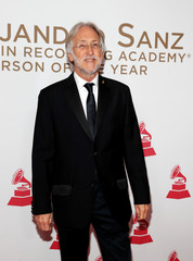 Neil Portnow, president/CEO of Recording Academy, arrives for the 2017 Latin Recording Academy Person of the Year Gala in Las Vegas