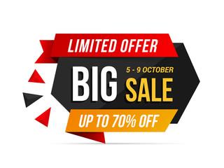 Papier Peint - Big Sale Banner