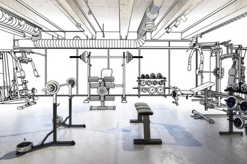 Weights Room (planing)