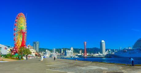 神戸 都市風景